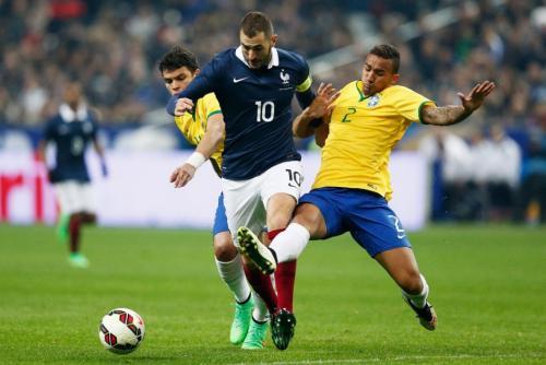 法国VS巴西