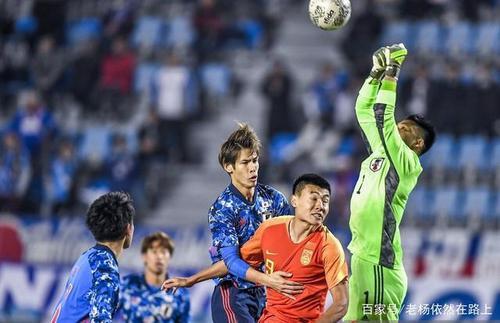 日本VS中国